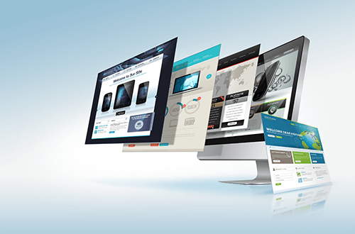 WEB DESIGN  Web Development Services shutterstock 122664079